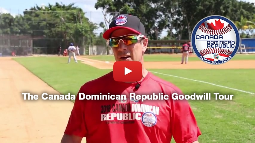 The Canada Dominican Republic Goodwill Tour