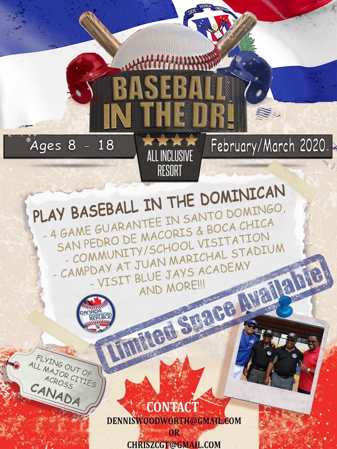 Baseball In DR